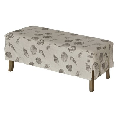 Crofton Classic Upholstered Bench