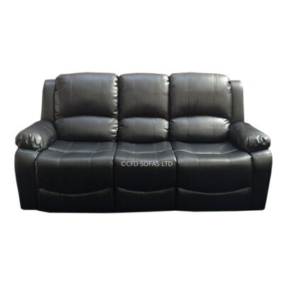 CFD Sofas Minesota 3 Seater Reclining Sofa