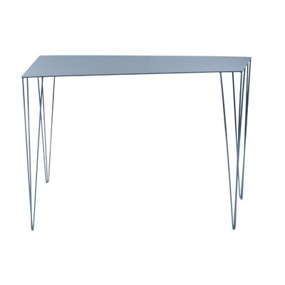 Chele Console Table Color: Pigeon Blue