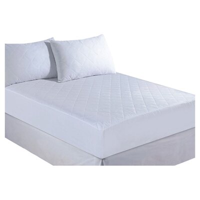 Value by Wayfair Quilted Non Allergenic Polycotton Mattress Protector