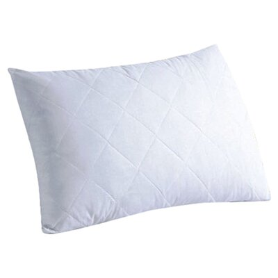 Value by Wayfair Quilted Pillow Protector Pair Non Allergy