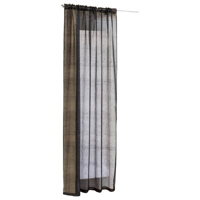 Value by Wayfair Curtain Panel