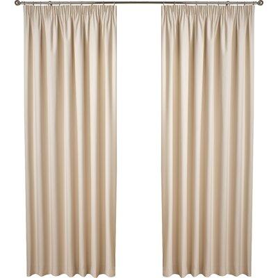Value by Wayfair Amelie Curtain Panel