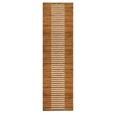"""Bryan Bamboo Slat Bath Rug Rug Size: 20"""" W x 72"""" L"""