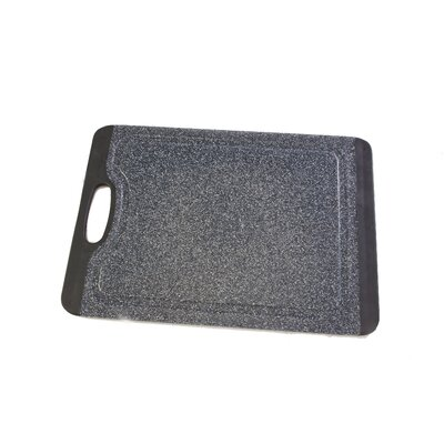 "Kitchen Details Granite Look Cutting Board Size: 0.35""H x 7.87""W x 11.42""D"