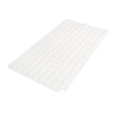 Sanitized Non-Slip Shower Mat Color: Clear