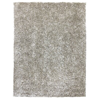 Foreign Accents Starburst Silver Area Rug