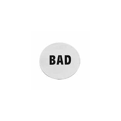 Star Klebe-Symbol Bad