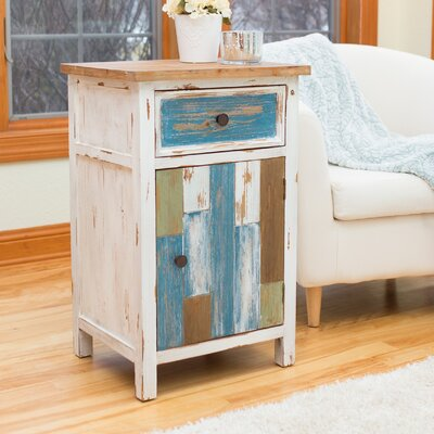 Cottage 1 Drawer Accent Cabinet