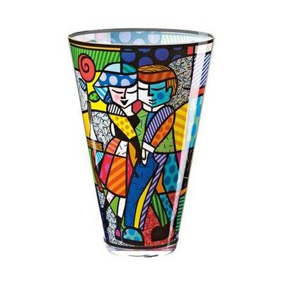 Goebel Vase Wange an Wange
