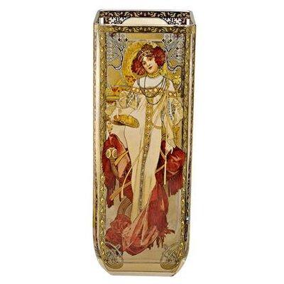 Goebel Vase Die vier Jahreszeiten 1900