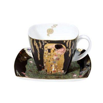 Goebel Kaffeetasse Der Kuss