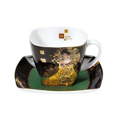 Goebel Kaffeetasse Adele Bloch-Bauer