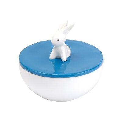 """Goebel Porzellandose """"Ocean Blue Bunny"""""""