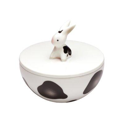 """Goebel Porzellandose """"Cow Bunny"""""""