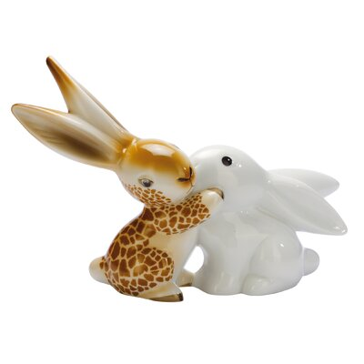 Goebel Figur Giraffe Bunny in Love