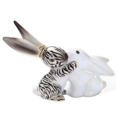 Goebel Figur Zebra Bunny in love