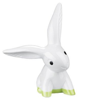"""Goebel Dekorationsfigur """"Apple-Green Bunny"""""""