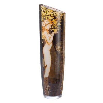 Goebel Vase Goldene Schlange