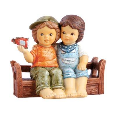 Goebel Figur Nina und Marco-Beste Freunde