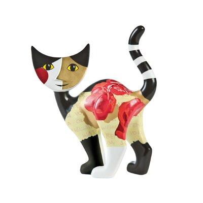 Goebel Figur Collage Katze Elia