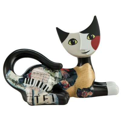 Goebel Figur Collage Katze Orlando