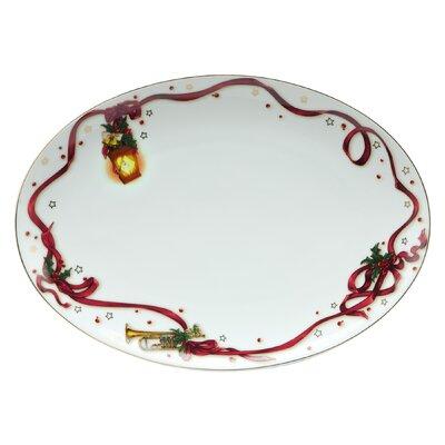 Goebel 30cm x 21,5cm Kuchenplatte aus Porzellan