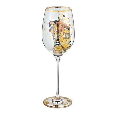 "Goebel 0,46L Weinglas ""Die Erfüllung"""