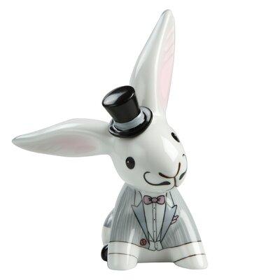 "Goebel 17cm Dekorationsfigur ""Wedding Bunny Boy"""