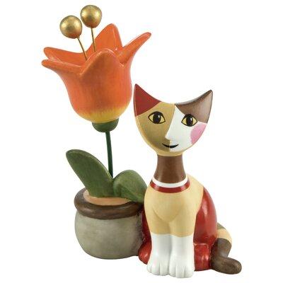 Goebel Figur Greta con tulipano