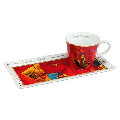Goebel Kaffeetassen-Set Kunst & Kaffee