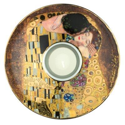 Goebel Künstlerteelicht Der Kuss Art Lights
