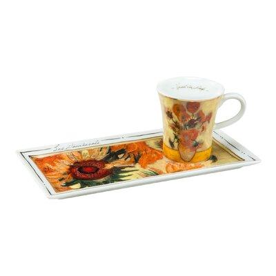 Goebel Espressotassen-Set Kunst & Kaffee