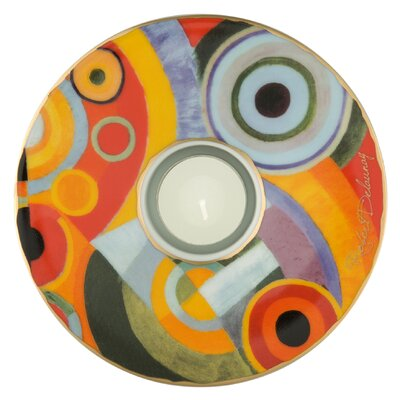 Goebel Künstlerteelicht Lebensfreude Art Lights