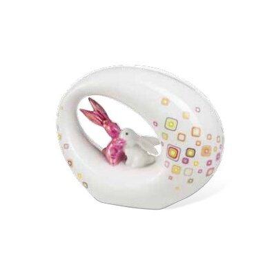 Goebel Spardose Pink Retro Bunny de luxe