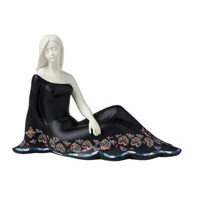 Goebel Figur Sitzende Dame Happiness Sirenes