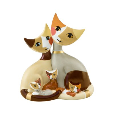Goebel Figur Famiglia idillio