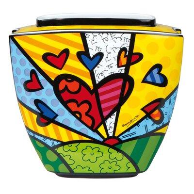 Goebel Vase A New Day