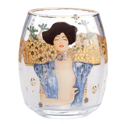 Goebel Teelichthalter Judith I aus Glas