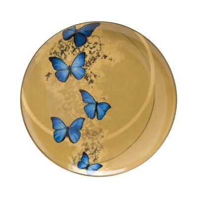 Goebel Frühstücksteller Blue Butterflies Artis Orbis