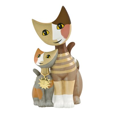 Goebel Figur Jahreskatzen
