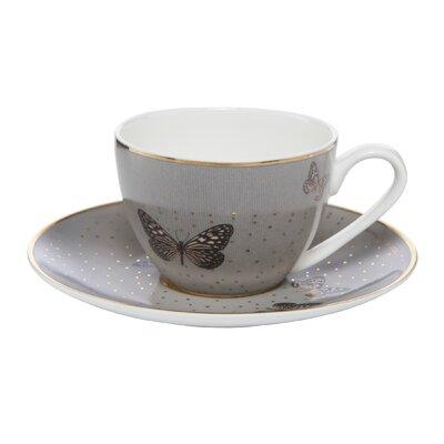 Goebel Espressotasse Grey Butterflies Artis Orbis