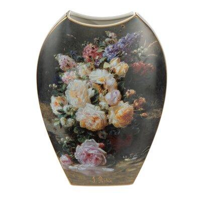 Goebel Vase Stillleben mit Rosen Artis Orbis