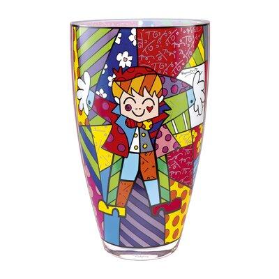 Goebel Vase Hug Too Pop Art