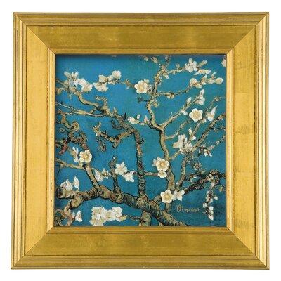 Goebel Gerahmtes Wandbild von Vincent Van Gogh, Kunstdruck
