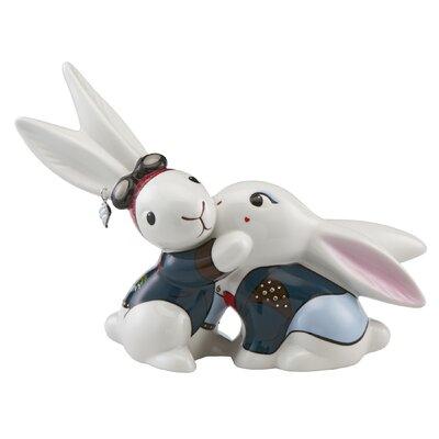 Goebel Figur Bunny de Luxe