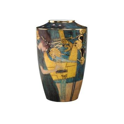 Goebel Vase Die Musik Artis Orbis