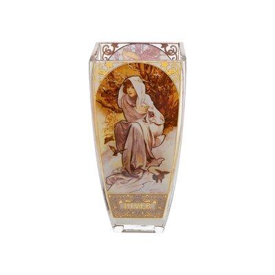 Goebel Vase Die Jahreszeiten 1897 Artis Orbis