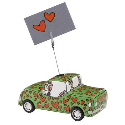 Goebel Memohalter Love Car Pop Art
