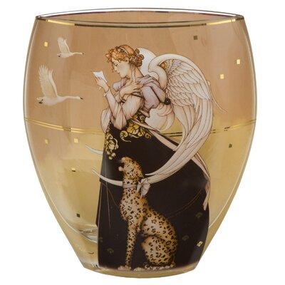 Goebel Vase Pale Swan Artis Orbis